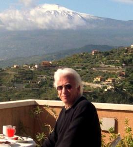T.V. LoCicero in Taormina, Sicily