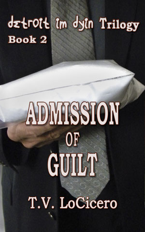 Admission of Guilt cover
