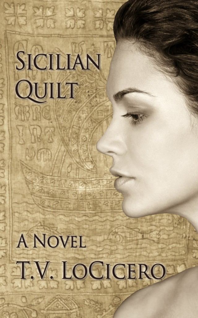 Sicilian Quilt cover